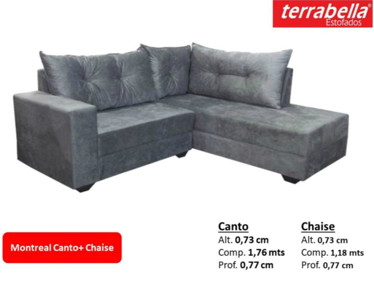MONTREAL CANTO + CHAISE